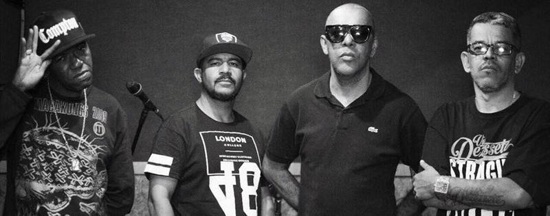 Viela17 convida recebe GOG, Dino Black e Dj Manomix na Casa do Cantador