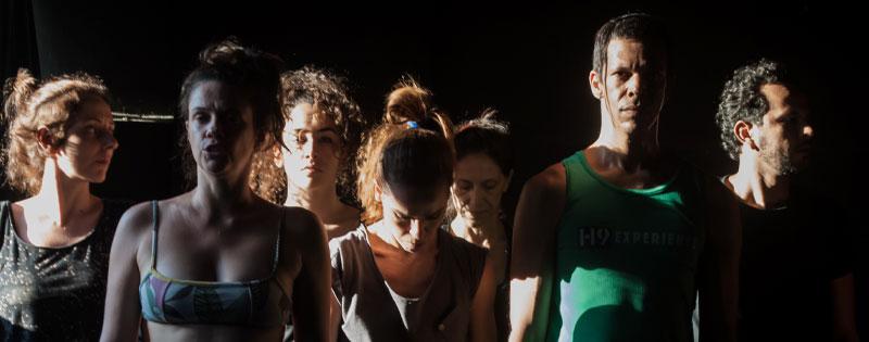 Neste sábado (21), acontece ensaio aberto do espetáculo de dança Revoada