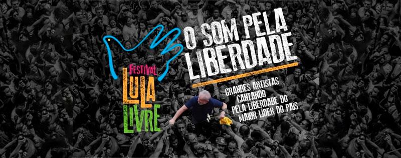 Espírito Santo será palco do Festival Lula Livre, no próximo dia 5