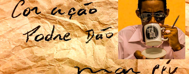 ''Cor Ação Podre Dão'' do poeta Mar Céu, será lançado na Thelema