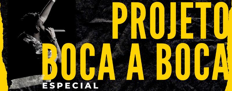 Projeto Boca a Boca Especia: Batalha do conhecimento