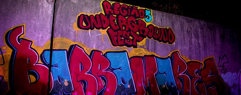 Confiram alguns registros fotográficos do R5 Undergound Fest 2019